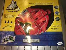 Elite Fleet Hyper Flyer Radio Controlled Stunt Airplane Remote Control  NIB