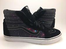 VANS GALAXY SPACE STARS High Top Sneakers SKATEBOARD M 8 W 9.5 OLD SKOOL SKATE