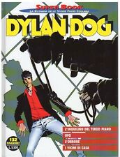 DYLAN DOG SUPER BOOK NUMERO 9
