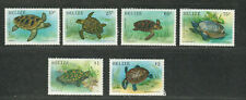 TORTUES TIMBRES NEUFS Belize Sc#945-950 MNH Complete Set, Turtles 88M992