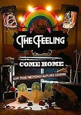 The Feeling - Come Home (DVD, 2008)