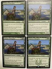 Courser of Kruphix x4 MTG