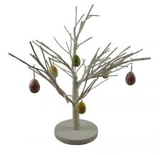 White Easter Twig Tree Table Decoration - Decorative Easter Tree Home Shops