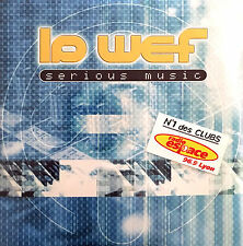 LP Wef Maxi CD Serious Music - France (M/M - Scellé / Sealed)