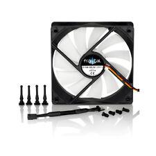 Fractal Design Silent Series R2 120mm  Cooling Fan FDFANSSR2120 White Blades