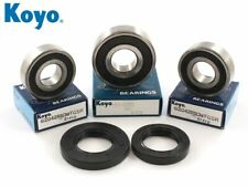 Honda CBR 600 F4 1999 - 2000 Genuine Koyo Rear Wheel Bearing & Seal Kit