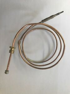 1000mm M9 Nickel Plated Thermocouple