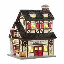 Dept 56 Snow Village The Black Forest Restaurant #4044856 NIB SEALED IN PLASTIC