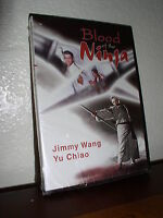 Blood Of The Ninja starring Yu Wang (DVD, 2004, NEW)