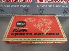 Vintage 1959 Tudor Electric Sports Car Race