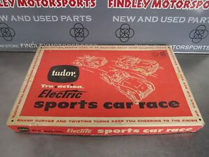 Vintage 1959 Tudor Electric Sports Car Race