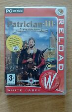 PC games Patrician III Rise of the Hanse Strategy/City Building/buy&sell/fight