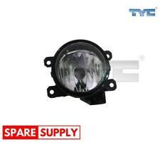 FOG LIGHT FOR CITROËN PEUGEOT TYC 19-12077-01-2