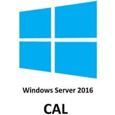Microsoft Windows 2016 Server CAL , deutsch