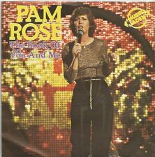 Pam Rose - The Book Of You And Me / Memories For Sale (Vinyl-Single 1980) !!!