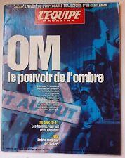 L'Equipe Magazine du 22/4/2000; OM le pouvoir de l'ombre/ NBA Trio des Lakers