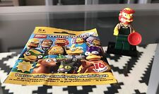 New LEGO SIMPSONS SERIES 2 MINI FIGURE: GROUNDSKEEPER WILLIE
