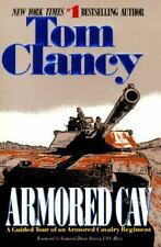 Armored Cav (Tom Clancy's Military Reference), Tom Clancy, 0425158365, Book, Acc