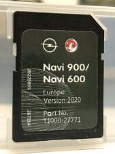 2020 VAUXHALL OPEL CHEVROLET MAP SAT NAV SD CARD NAVI 900 600 UK/EUROPE