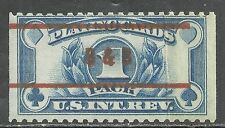 us revenue playing cards stamp scott rf27 - 1 pack issue of 1940