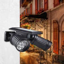 14 LED Solar Powered PIR Motion Sensor Floodlight Outdoor Security Spot Light