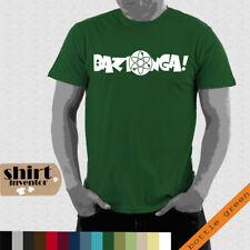 Bazinga Big Bang Theory Sheldon Nerd Fun modern -T-Shirt bis 5XL TD024