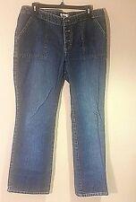 Jordache Lo Rise Jeans Size 15/16