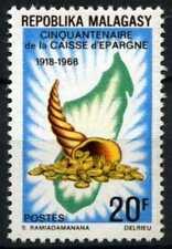Malagasy 1968 SG#154 Savings Bank MNH #D58872
