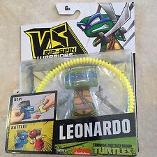 VS Rip-Spin Warrior Teenage Mutant Ninja Turtles Leonardo Figure NEW