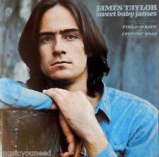 James Taylor - Sweet Baby James (CD, Warner Bros CD 1843) Near MINT 10/10