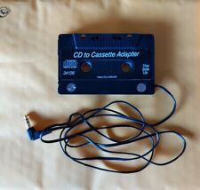 Audio Cassette Adapter 3.5mm Jack for Phone, Mp3, iPod, Cd Player