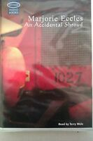An Accidental Shroud by Marjorie Eccles: Unabridged Cassette Audiobook (G2)