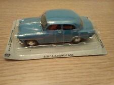 Modelcar 1:43   *** IXO IST ***   SIMCA ARONDE A90 (blue)