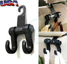 Universal Car Truck Suv Seat Back Hanger Organizer Hook Headrest Holder