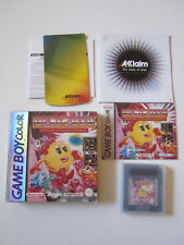 MS. PAC-MAN SPECIAL COLOUR EDITION IN SCATOLA ORIGINALE BOX CIB-NINTENDO GAMEBOY COLOR