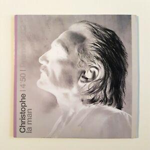 hommage au chanteur CHRISTOPHE BEVILACQUA  : LA MAN (PROMO) ♦ CD Single ♦