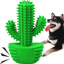 New listing Dog Chew Toys for Medium Large Dogs, Interactive Durable Dog Toothbrush Stick Do