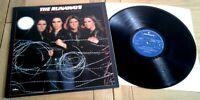 THE RUNAWAYS Waitin` For The Night MERCURY UK 1st PRESS Original 1977 LP NM