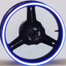 PURPLE 3M REFLECTIVE MOTORCYCLE RIM STRIPES WHEEL DECALS TAPE STICKERS REFLECTOR