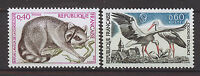 FRANCIA/FRANCE 1973 MNH SC.1369/70 Nature Protection