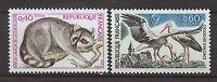 FRANCIA/FRANCE 1973 MNH SC.1369/70 Nature Protection