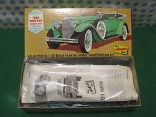 Rare Vintage  -  PACKARD  1930    - 1/32 The Lindberg line n° 6009