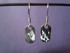 Stainless Steel Dangle Earrings
