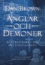 "Dan Brown - ""Anglar Och Demoner"" - Swedish"
