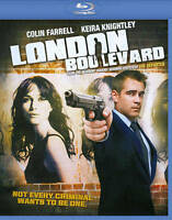 London Boulevard (Blu-ray Disc, 2012) NEW without Shrink Wrap