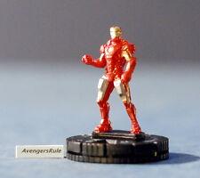 Marvel Heroclix Iron Man 3 Movie Gravity Feed 001 Iron Man MK 7