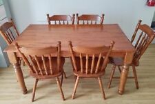 Timber Country Dining Furniture Sets