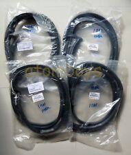 FOR TOYOTA CROWN MS80 MS85 SEDAN 2600 Deluxe 4 DOOR SEAL RUBBER WEATHERSTRIP