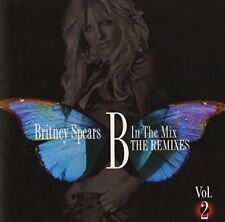 BRITNEY SPEARS-B IN THE MIX BEST REMIX 2-JAPAN CD