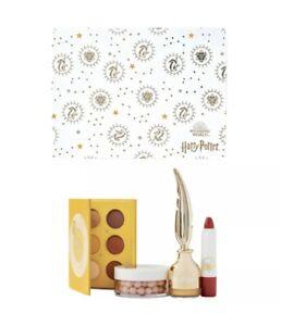 Ulta Beauty x Harry Potter HUFFLEPUFF Cosmetic Kit Eyeshadow Palette Lip Balm